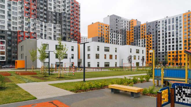 ЖК «Бутово парк 2» Квартиры с отделкой
